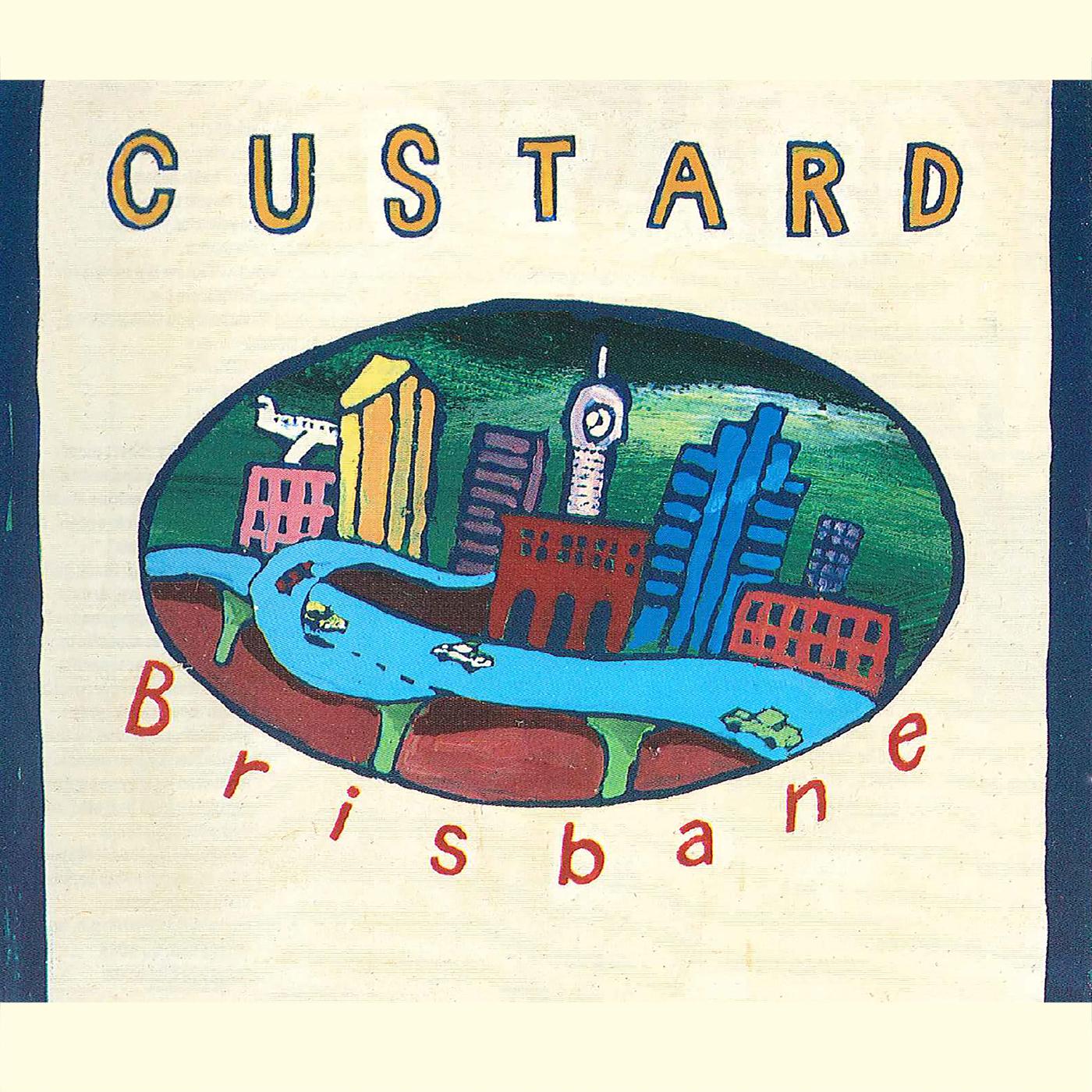 Brisbane - Custard