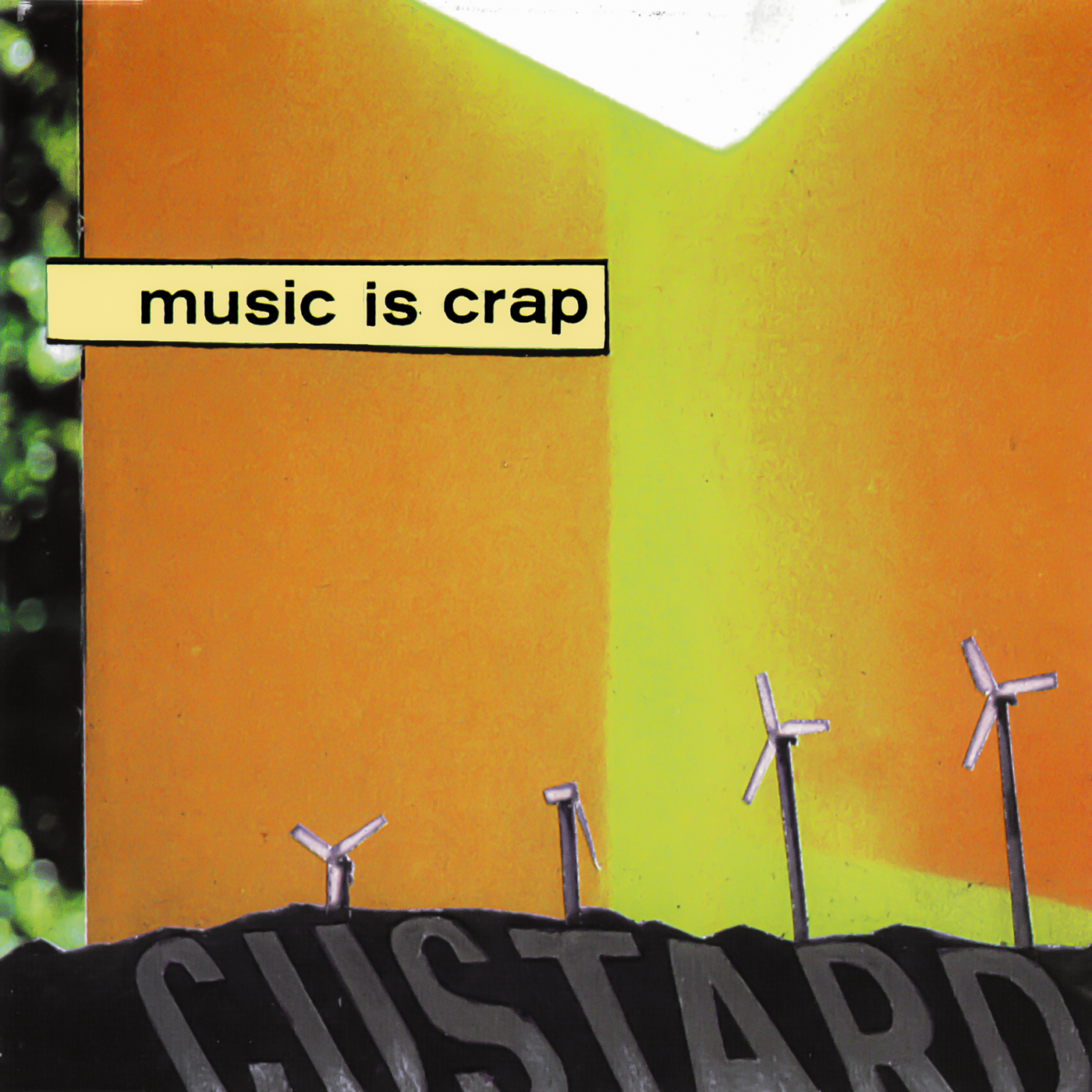 Music Is Crap - Custard