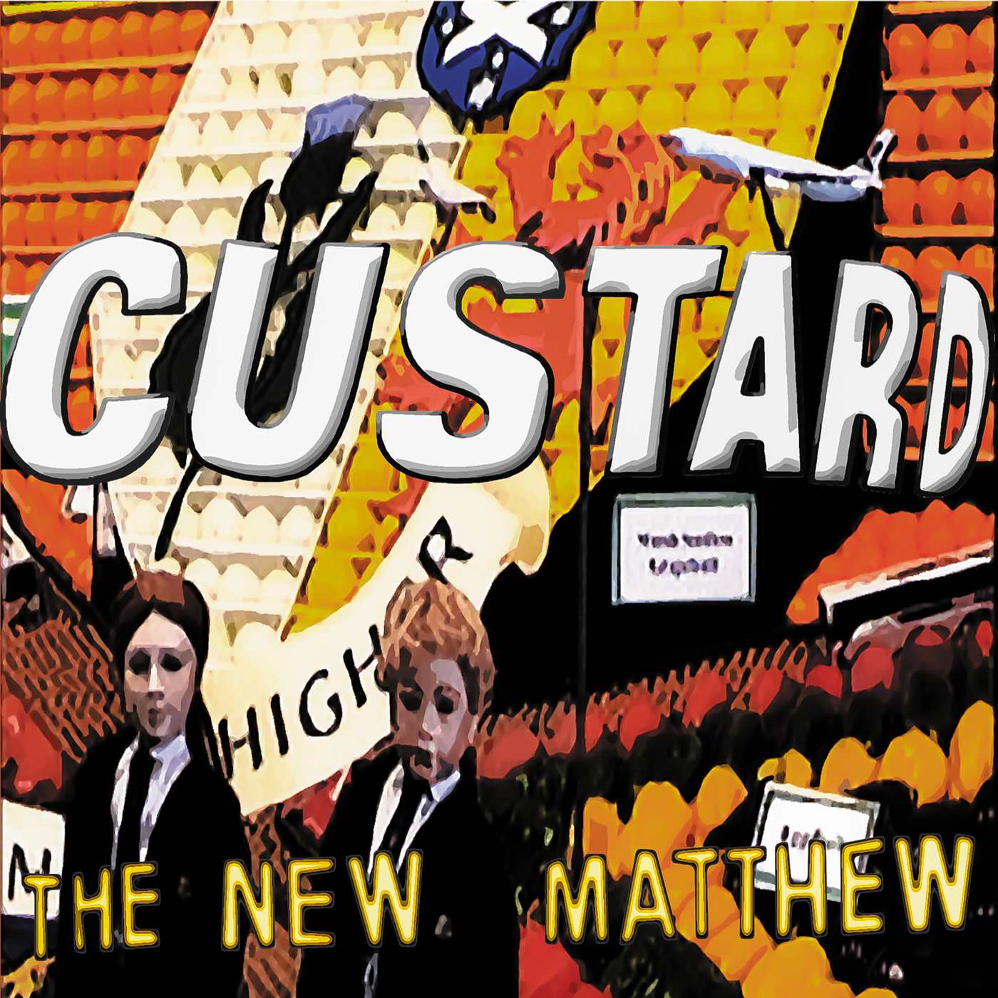 The New Matthew - Custard