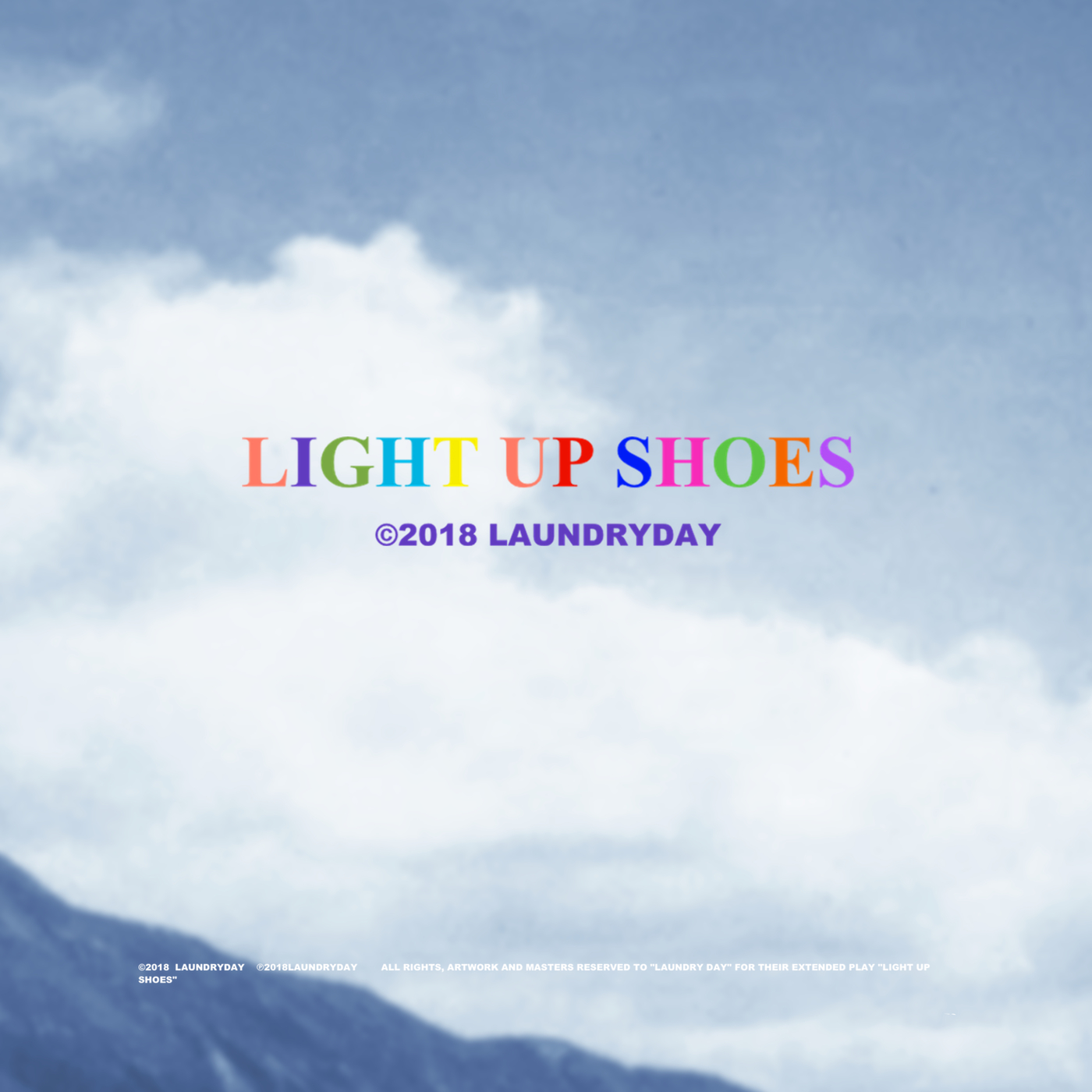 Light Up Shoes - LAUNDRY DAY