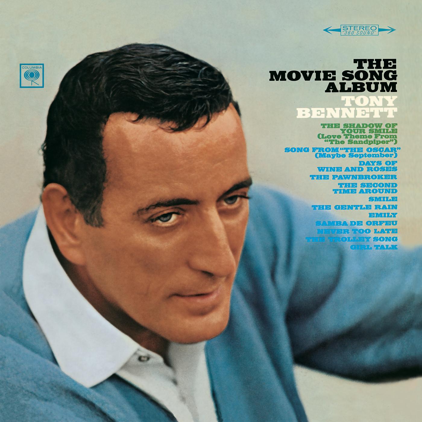 The Movie Song Album - Tony Bennett