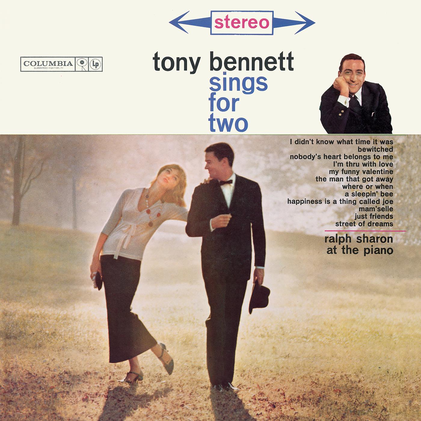 Tony Sings For Two - Tony Bennett