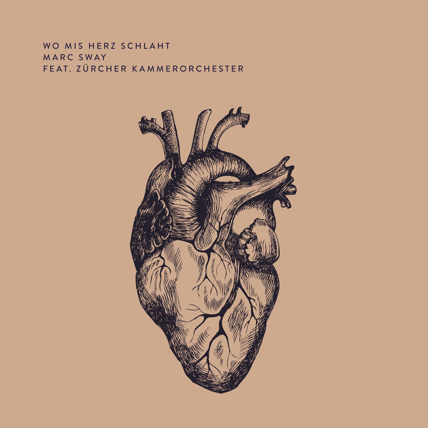 Wo Mis Herz Schlaht - Marc Sway