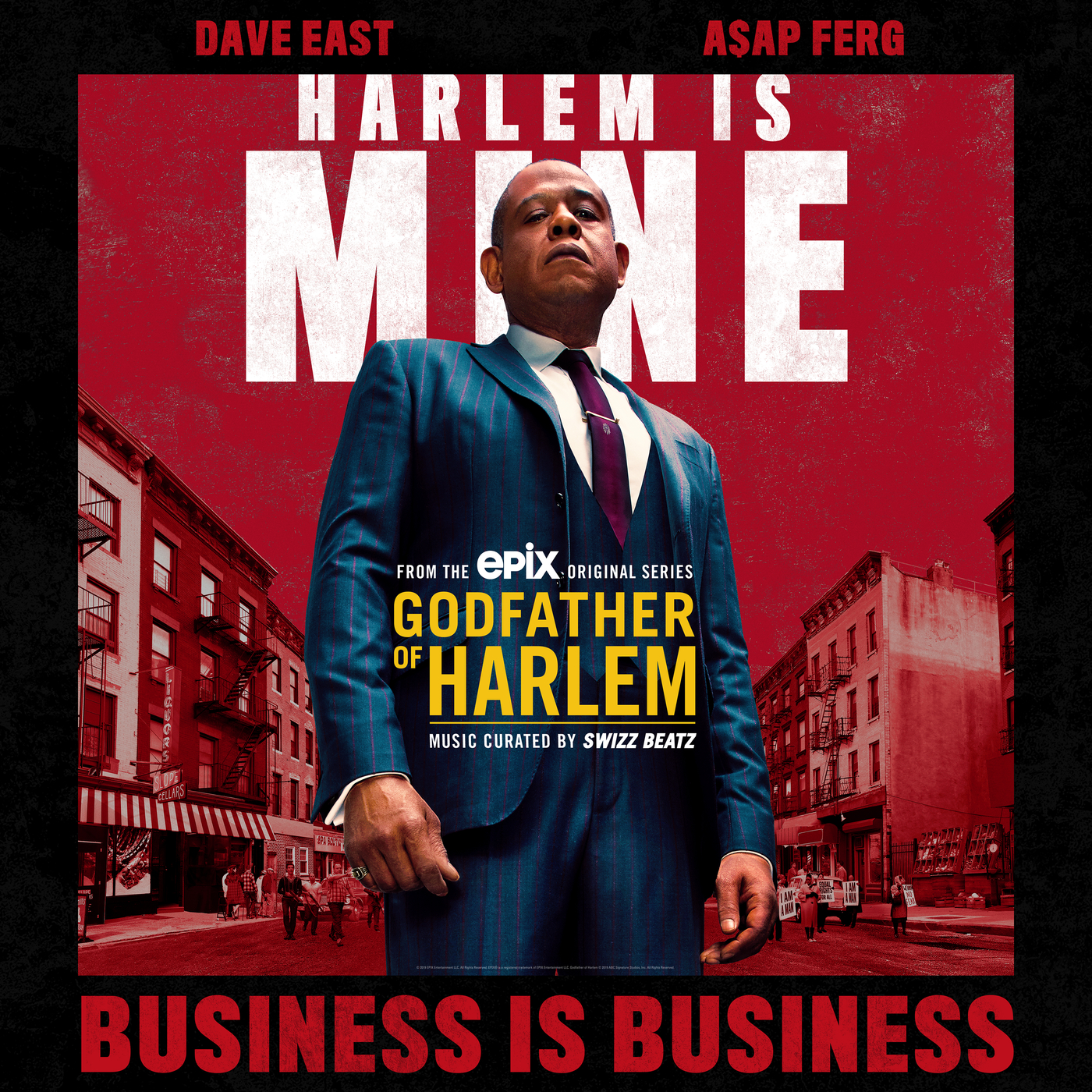 Business is Business - Godfather of Harlem