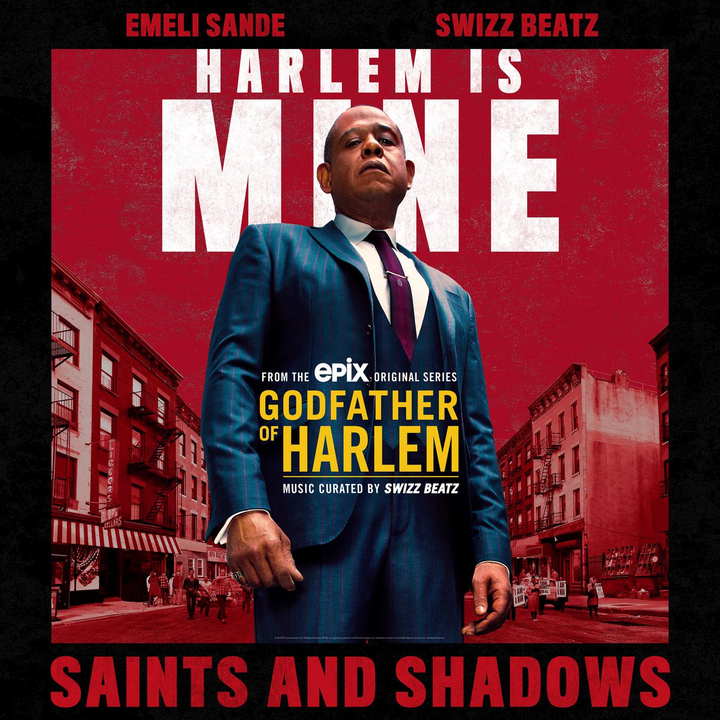 Saints and Shadows - Godfather of Harlem