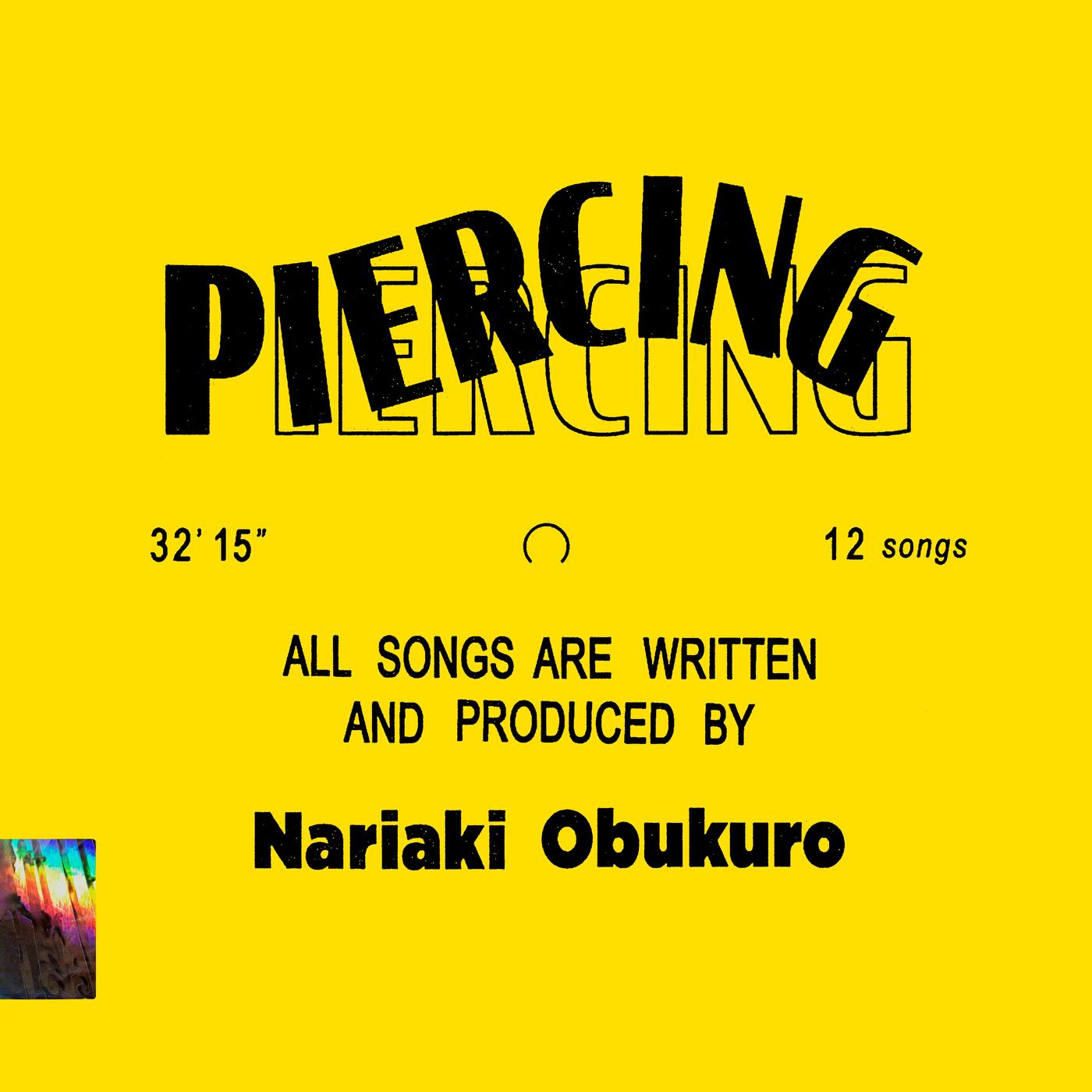 Piercing - Nariaki Obukuro