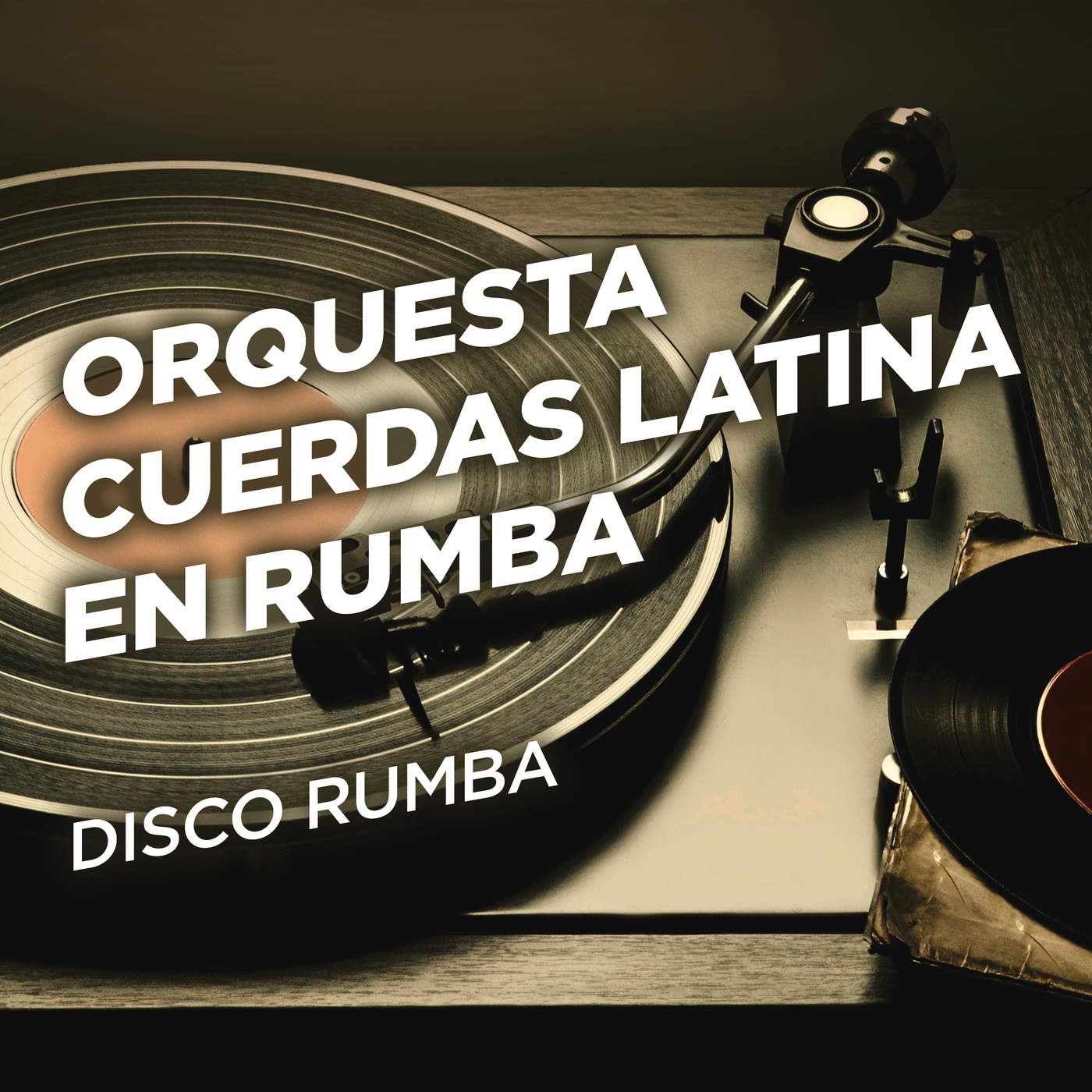 Disco Rumba - Orquesta Cuerdas Latina En Rumba