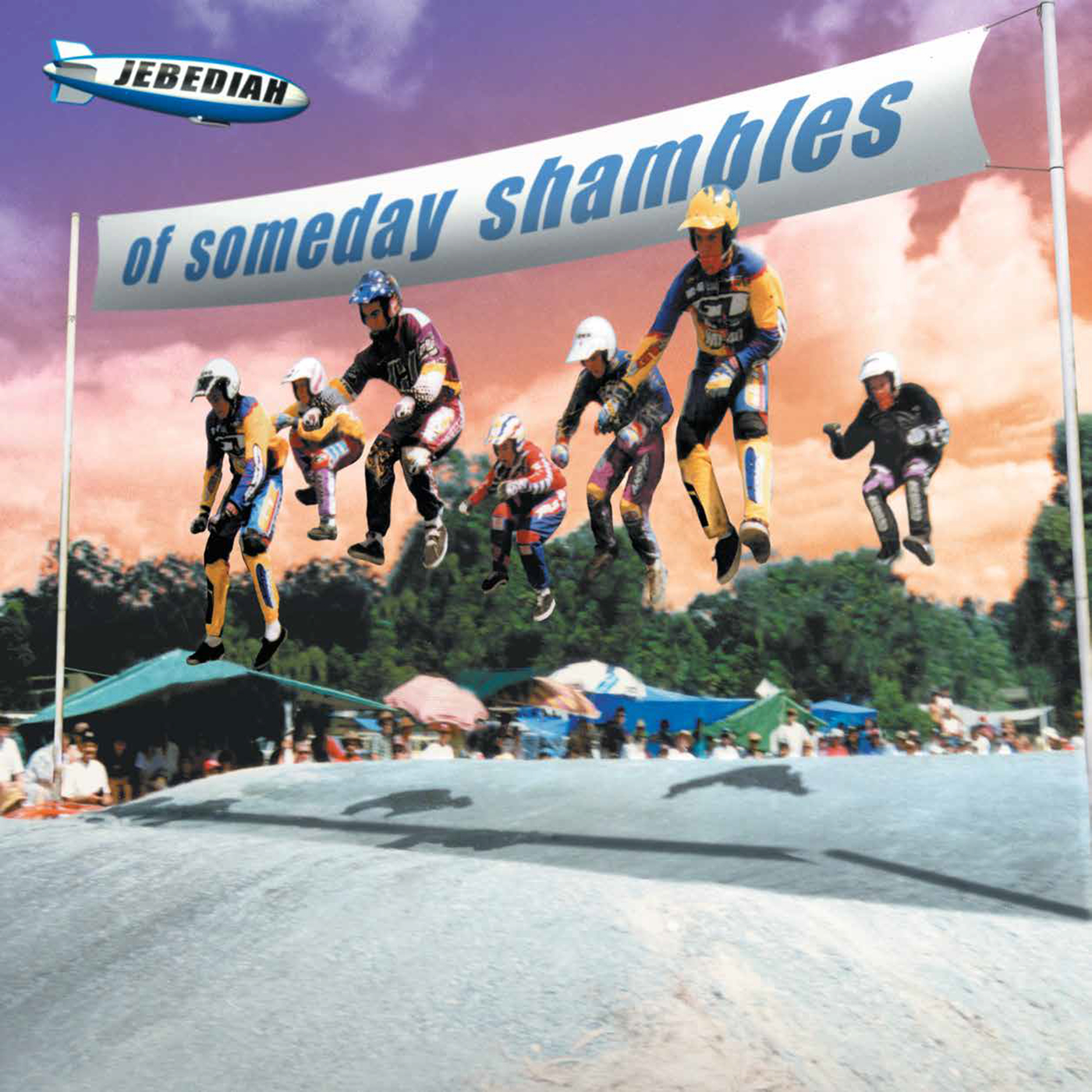 Of Someday Shambles - Jebediah