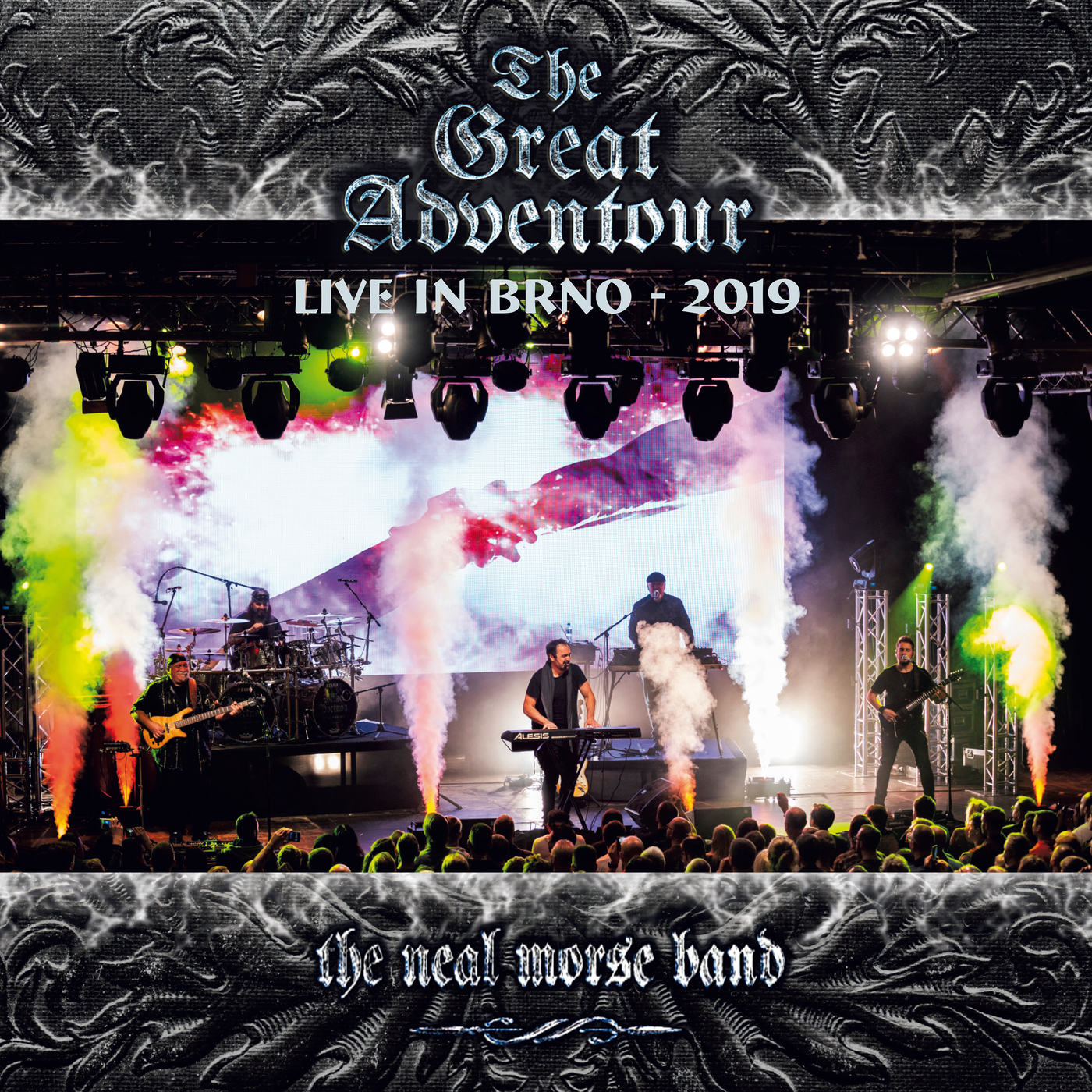 Welcome to the World (Live in BRNO 2019) - The Neal Morse Band
