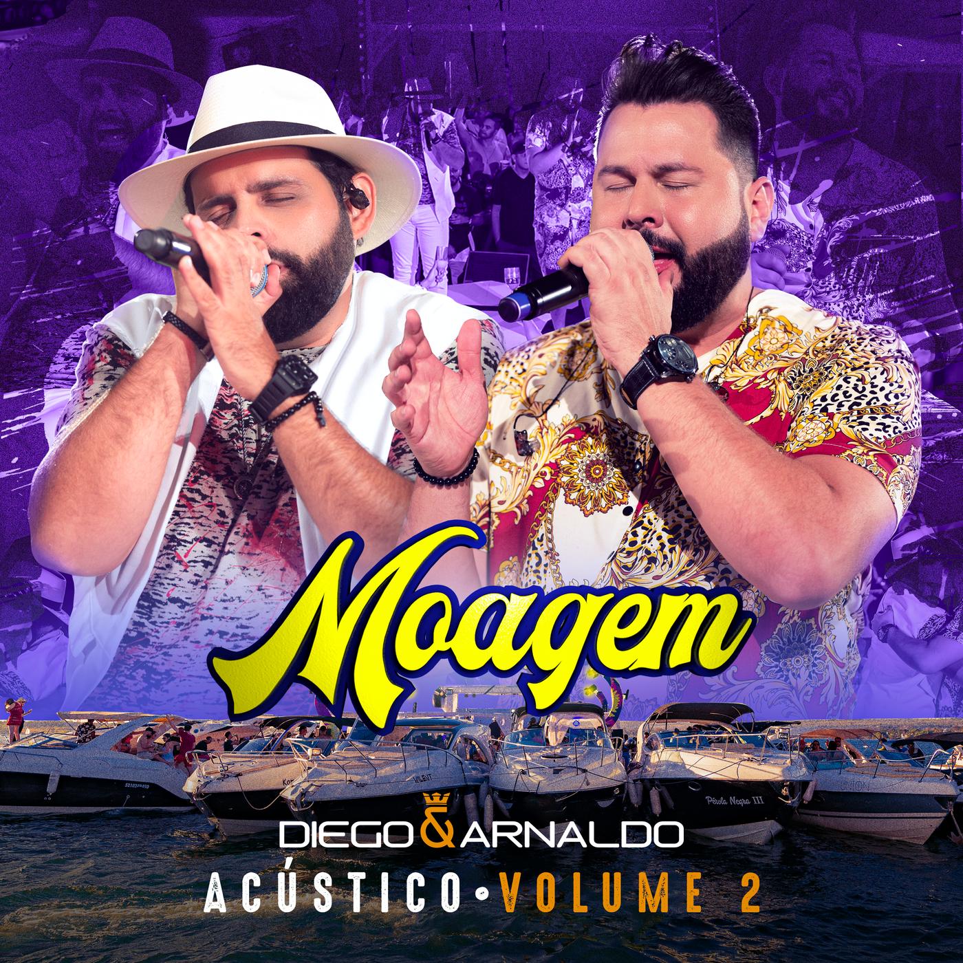Moagem Acústico Vol. 2 - Diego & Arnaldo