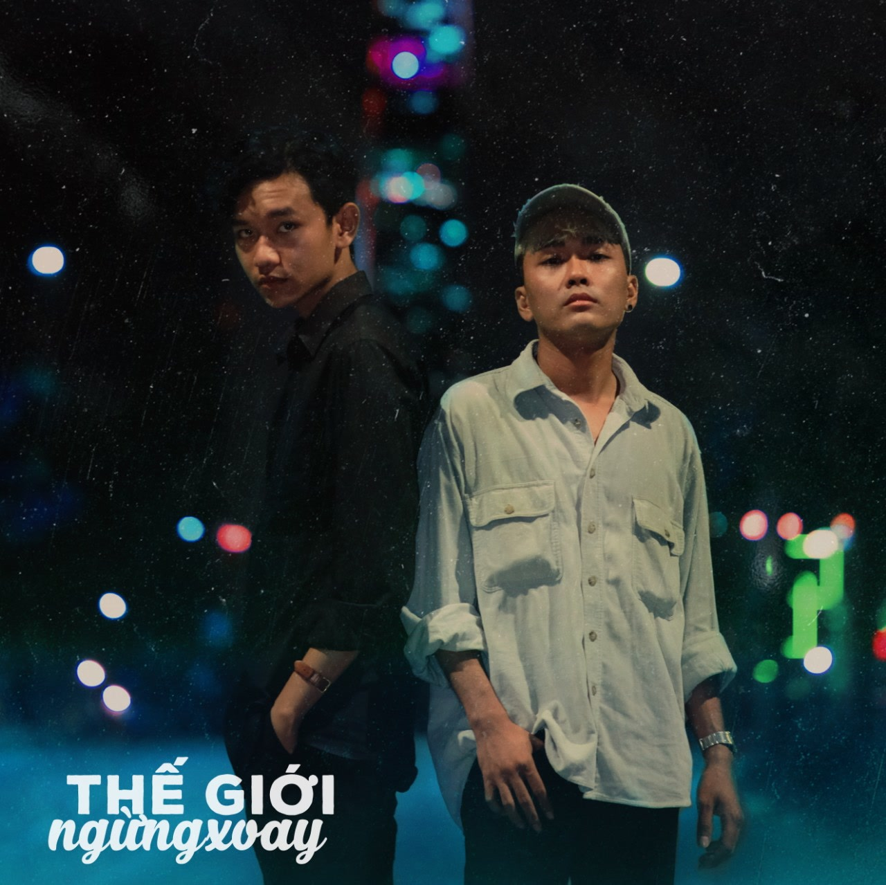 Thế Giới Ngừng Xoay (Single) - Hiderway - Ngự
