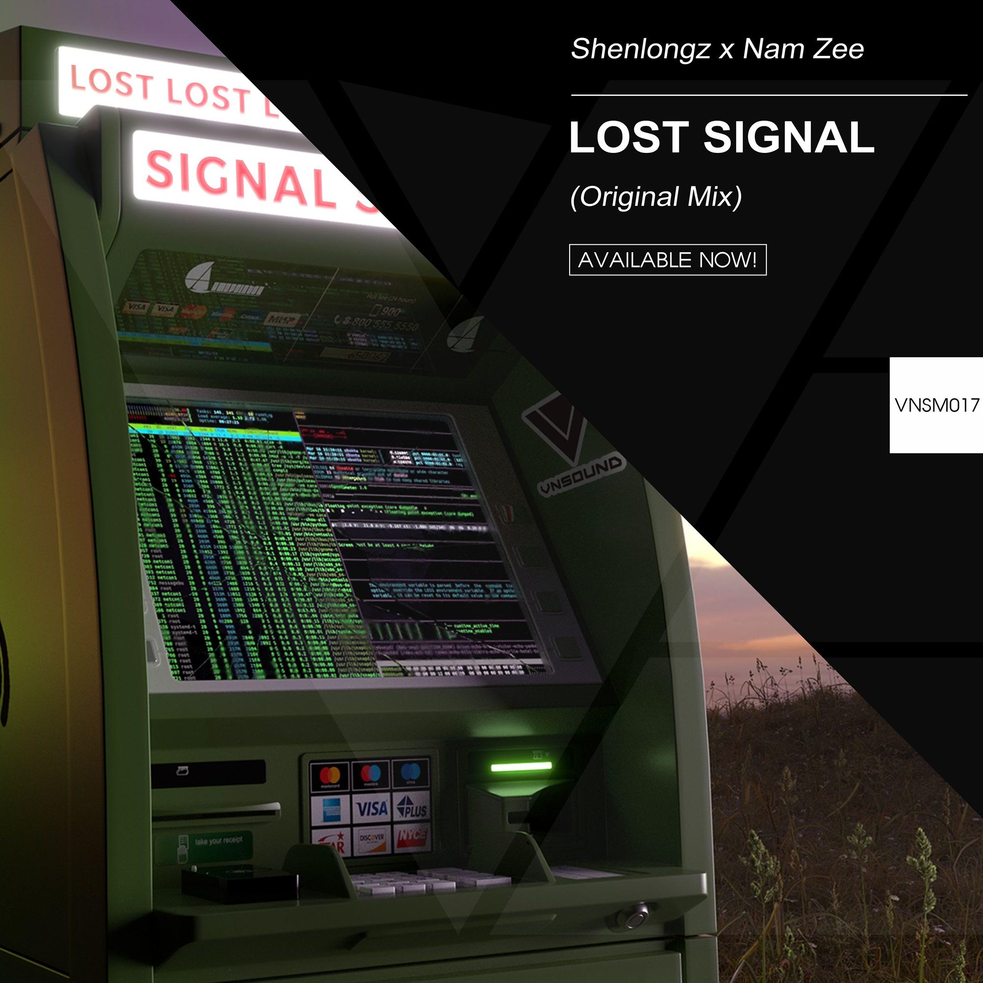 Lost Signal (Single) - ShenlongZ - Nam Zee