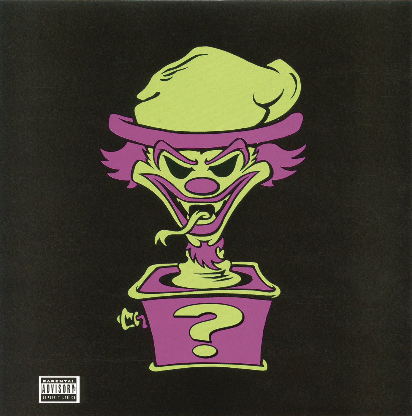 Riddle Box - Insane Clown Posse