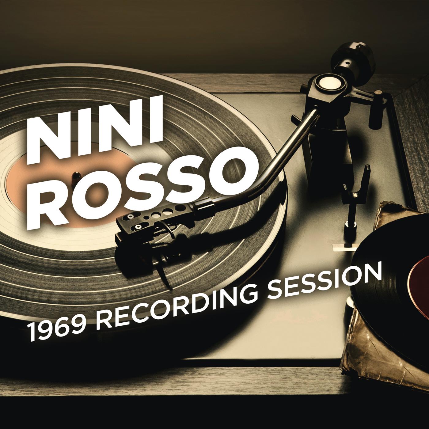 1969 Recording Session - Nini Rosso