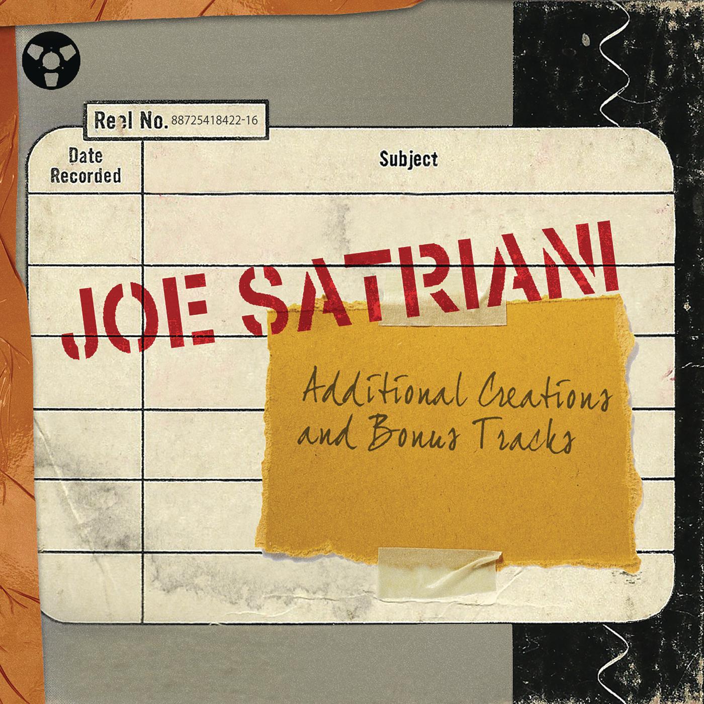 Additional Creations and Bonus Tracks - Joe Satriani