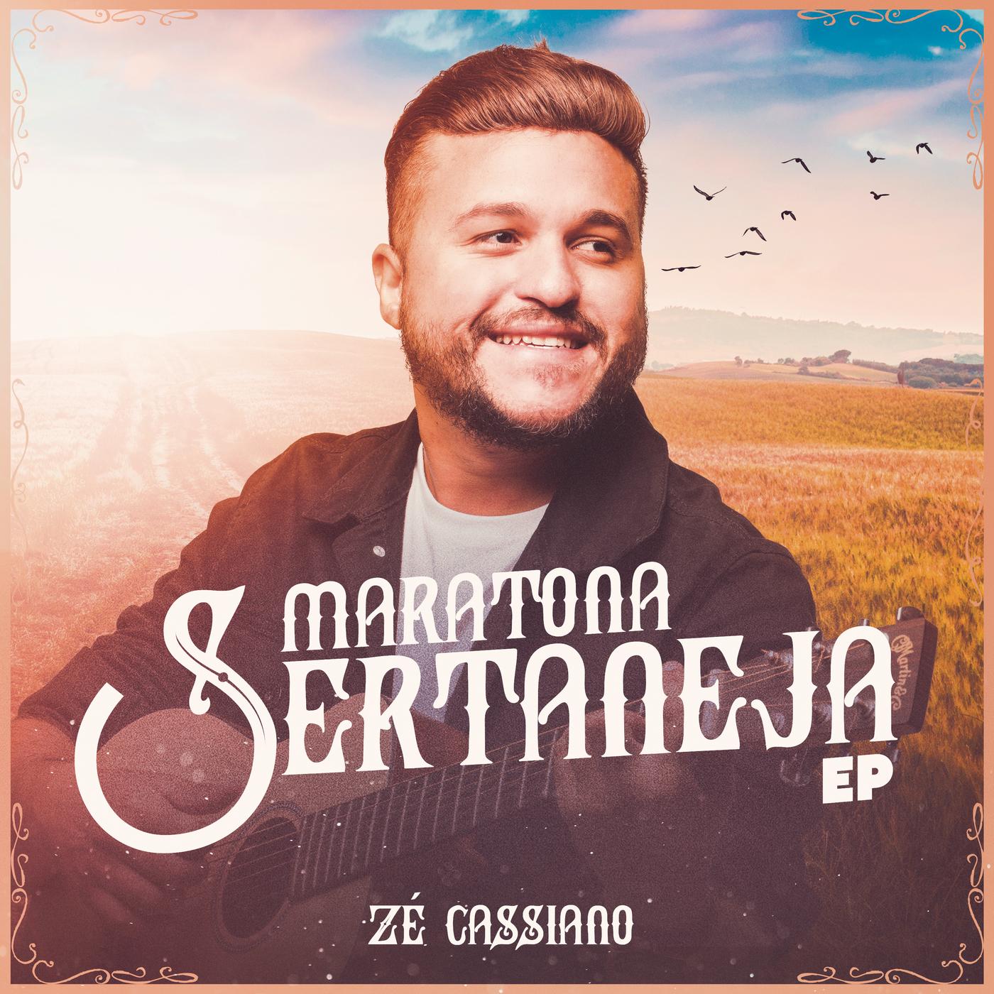 Maratona Sertaneja - Zé Cassiano