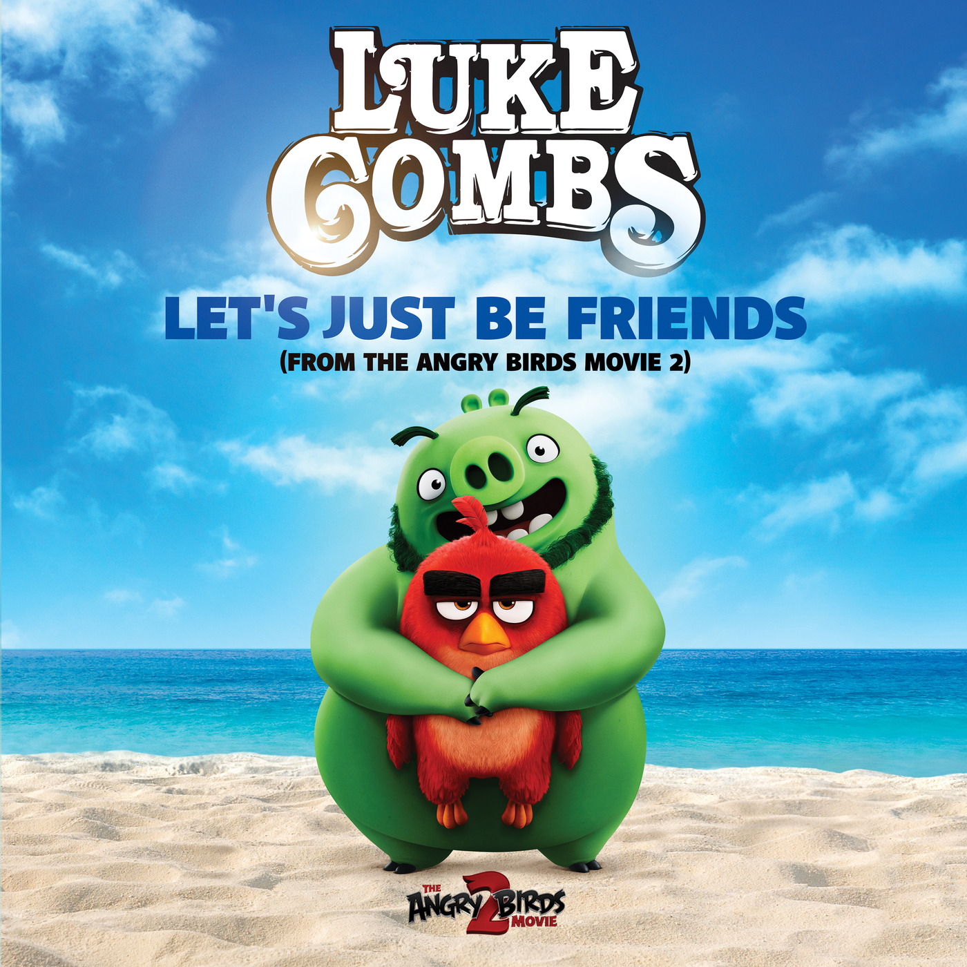 Let's Just Be Friends (From The Angry Birds Movie 2) - Luke Combs