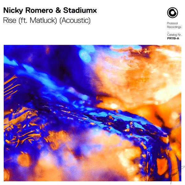 Rise (Acoustic) - Nicky Romero - StadiumX