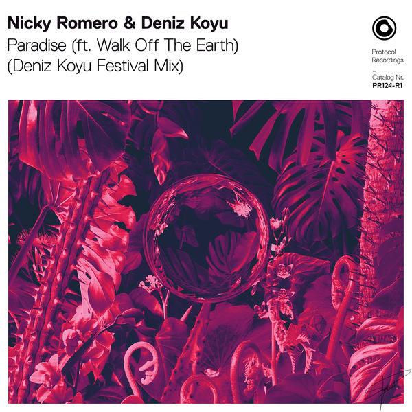 Paradise (Deniz Koyu Festival Mix) - Nicky Romero - Deniz Koyu