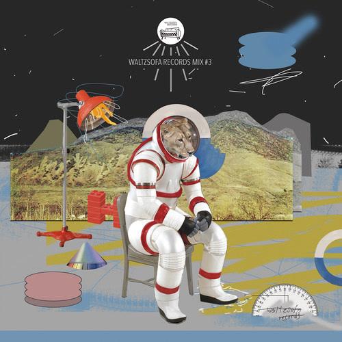 MIX #3 (EP) - Waltzsofa Records