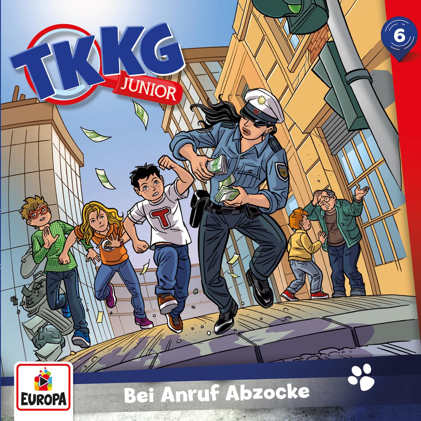 006/Bei Anruf Abzocke - TKKG Junior