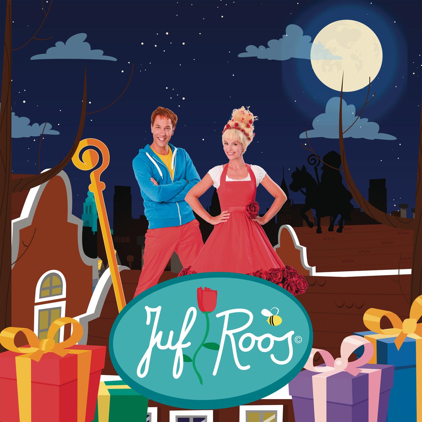 Sinterklaas - Juf Roos