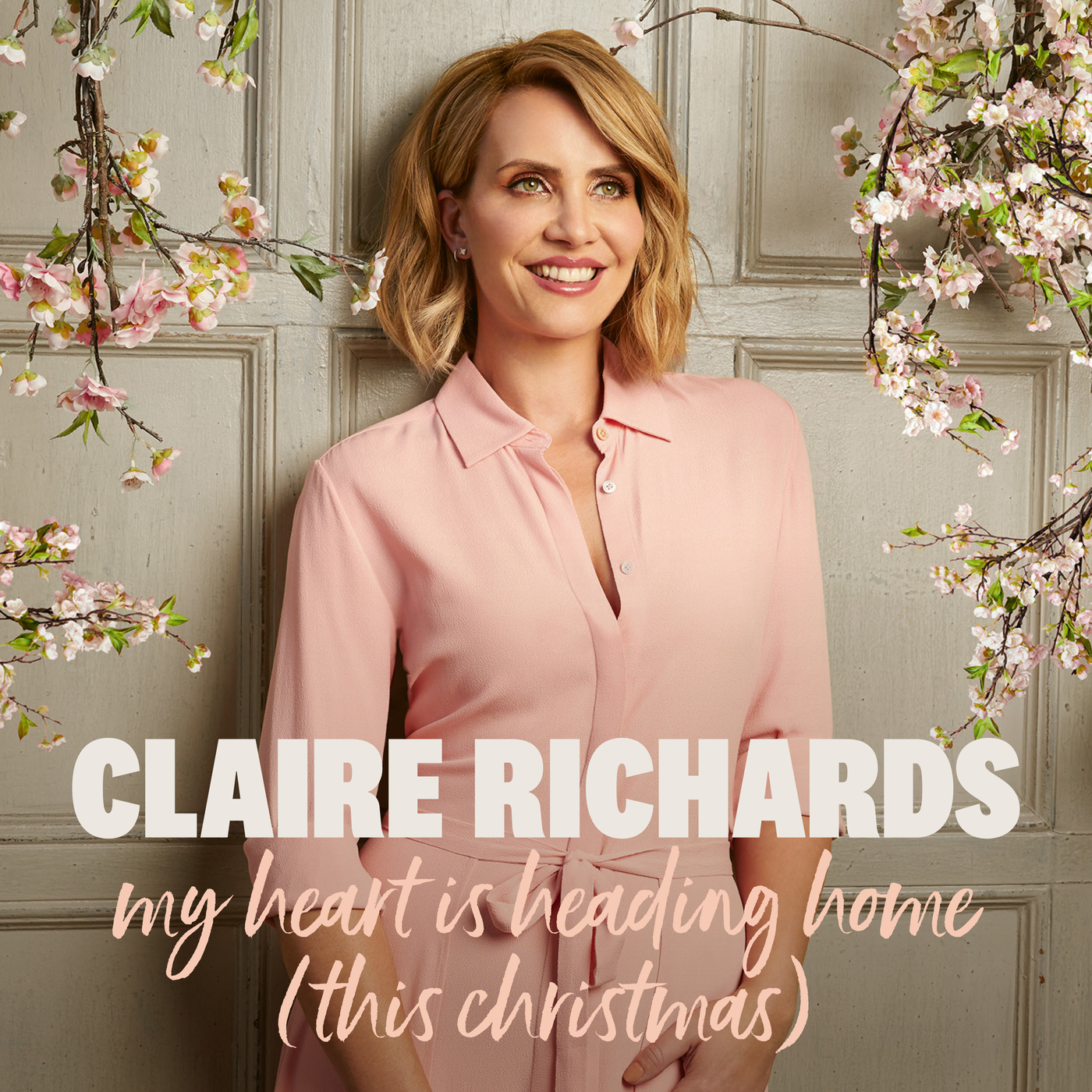 My Heart Is Heading Home (This Christmas) - Claire Richards