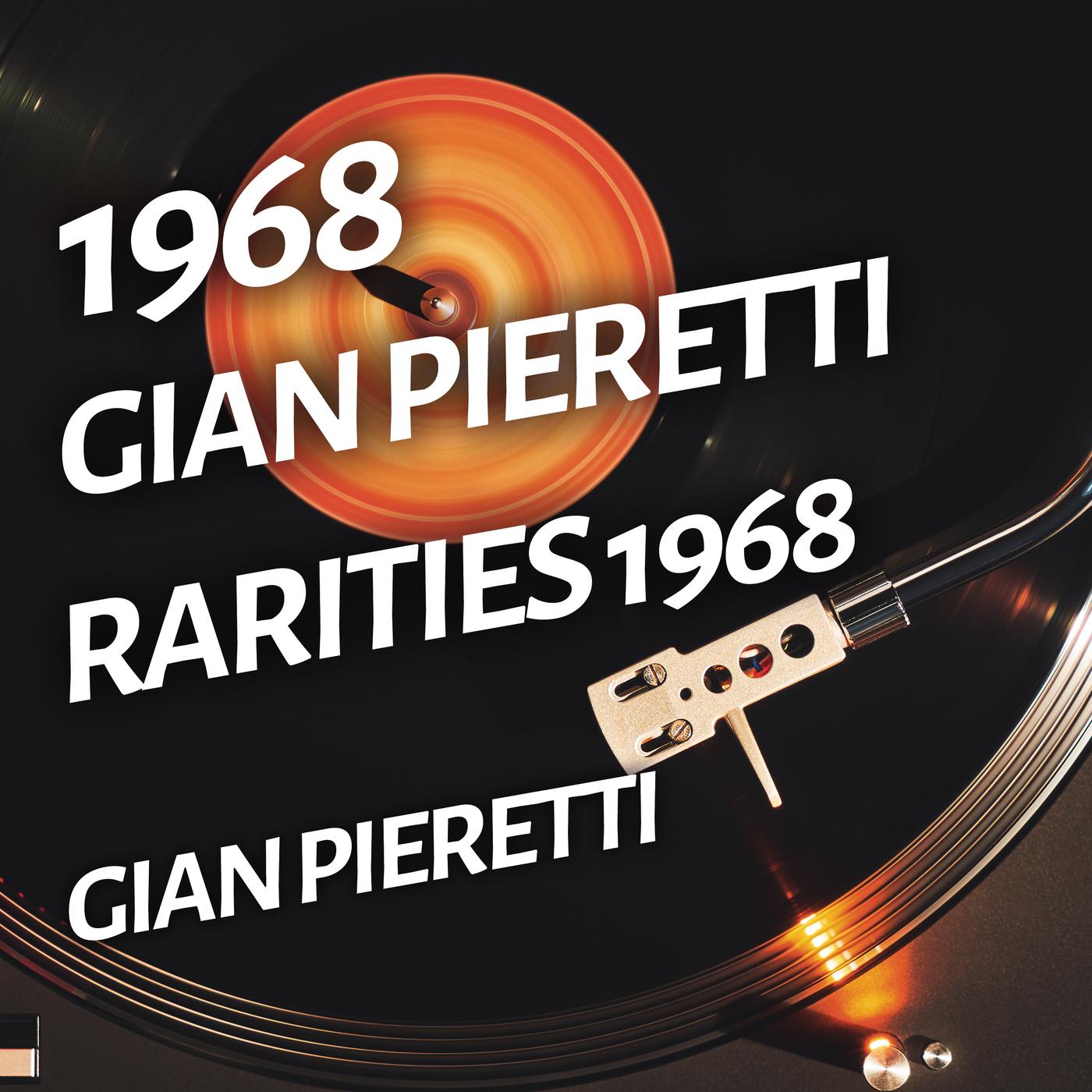Rarities 1968 - Gian Pieretti