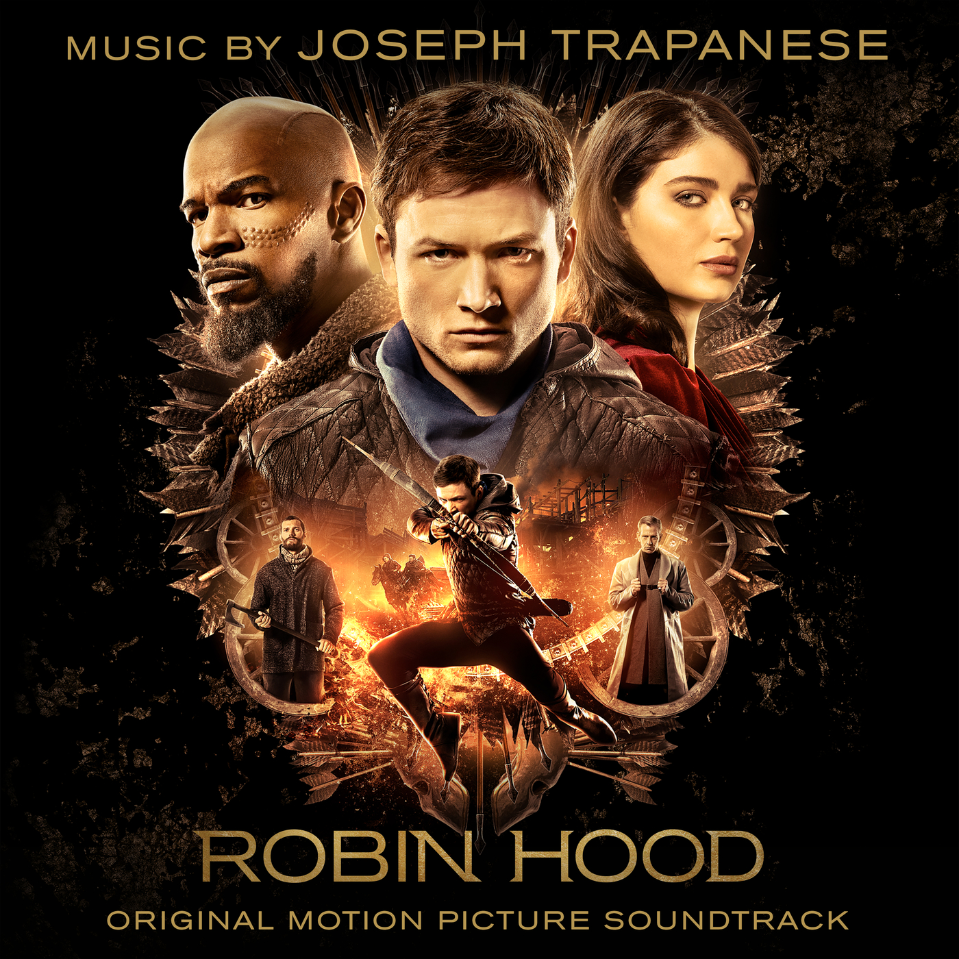Robin Hood (Original Motion Picture Soundtrack) - Joseph Trapanese