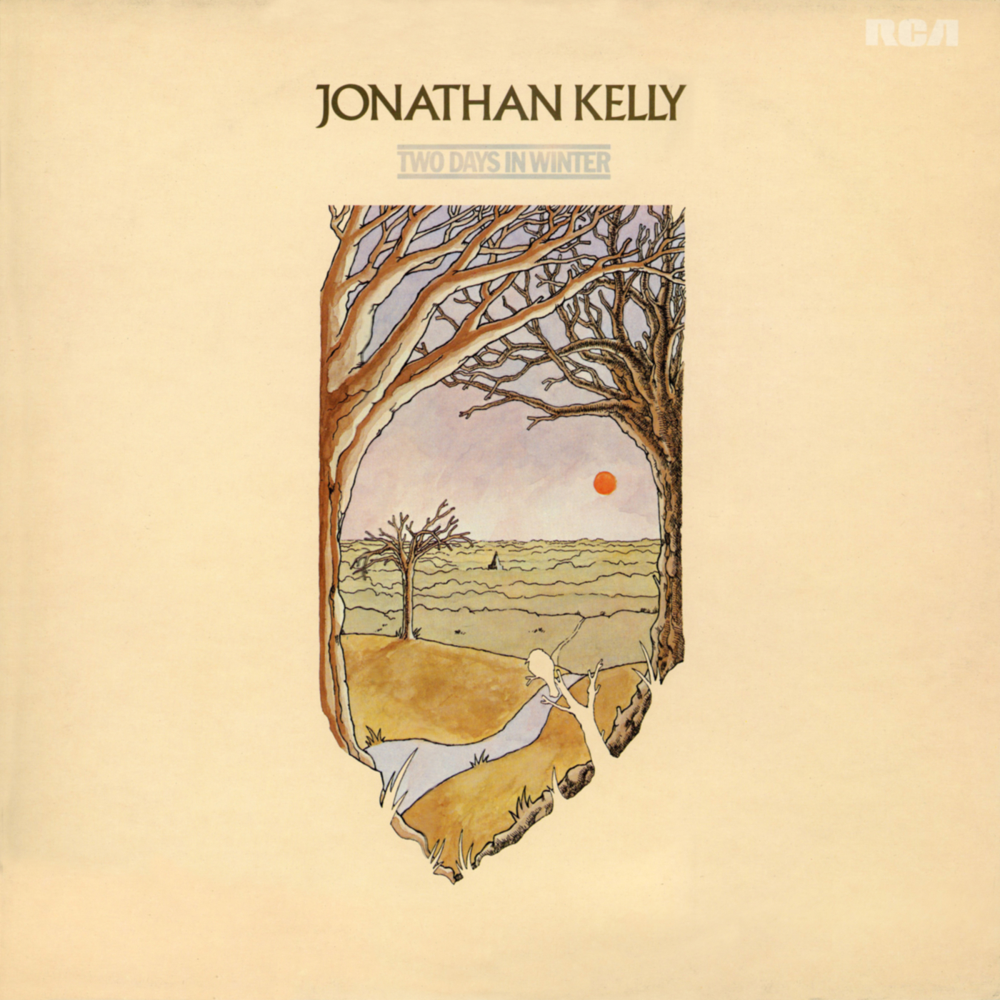 Two Days in Winter - Jonathan Kelly