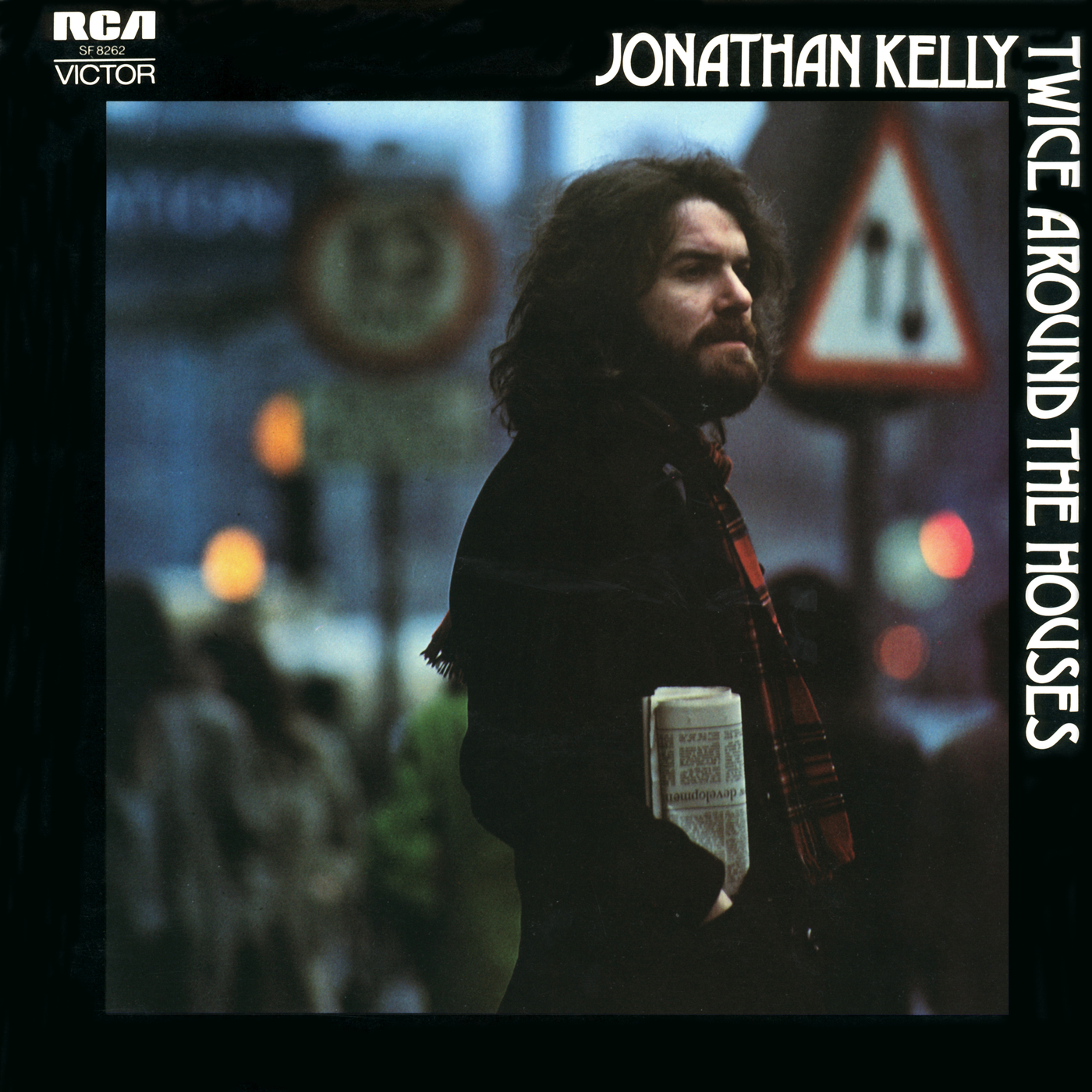 Twice Around the Houses - Jonathan Kelly