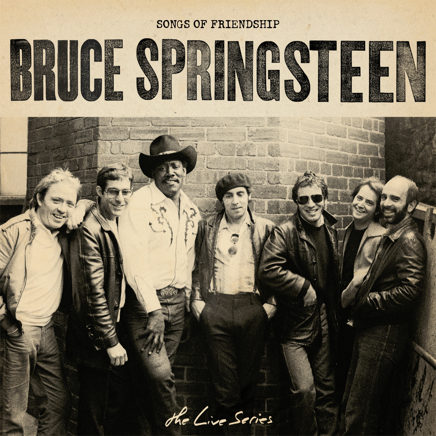 The Live Series: Songs of Friendship - Bruce Springsteen