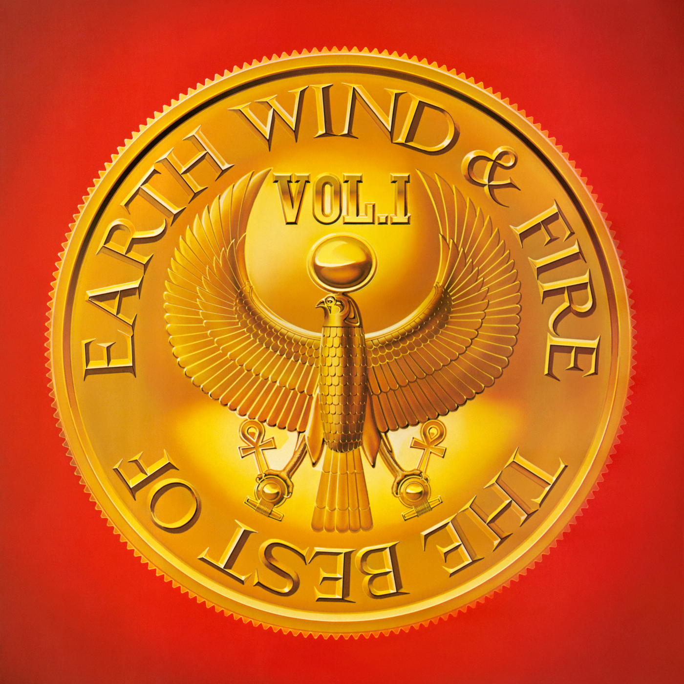 The Best Of Earth, Wind & Fire Vol. 1 - Earth