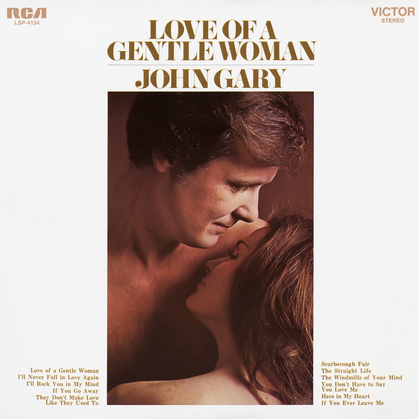Love of a Gentle Woman - John Gary