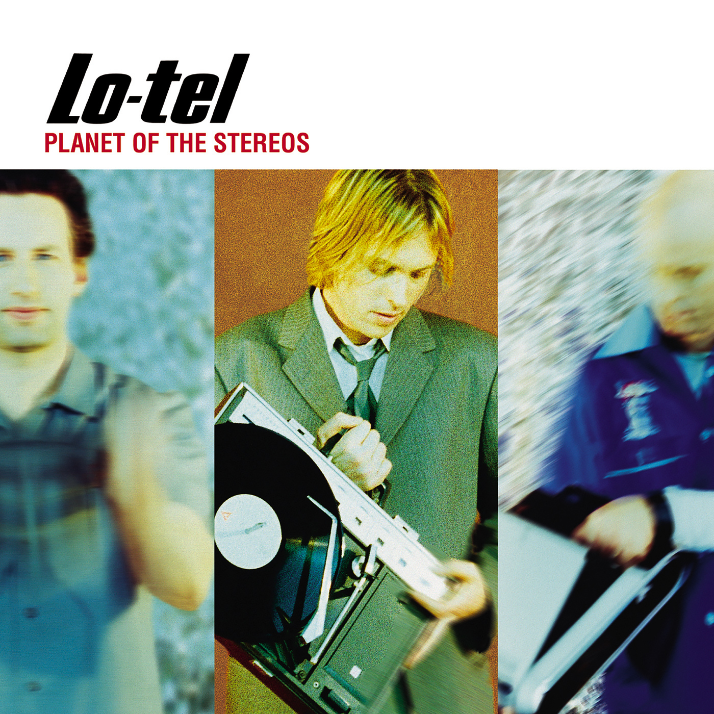 Planet of the Stereos - Lo-tel