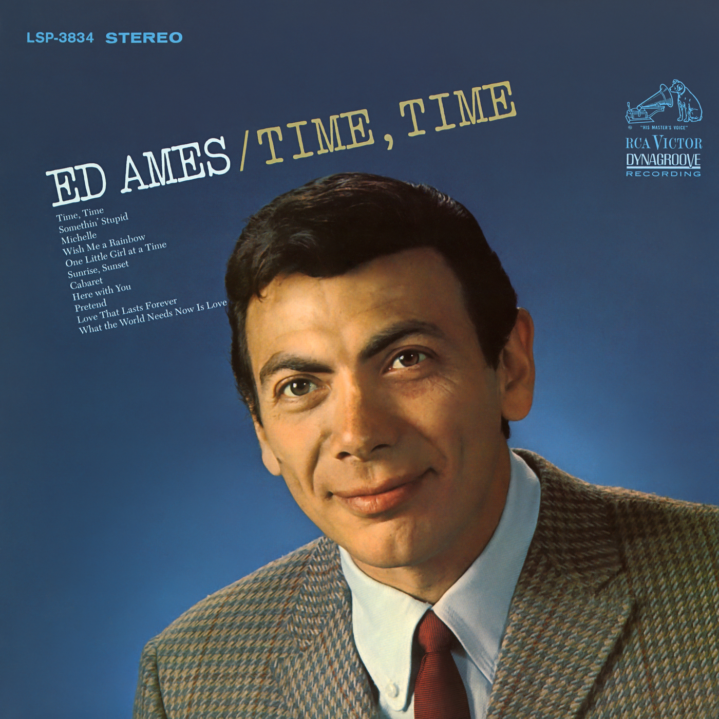 Time, Time - Ed Ames