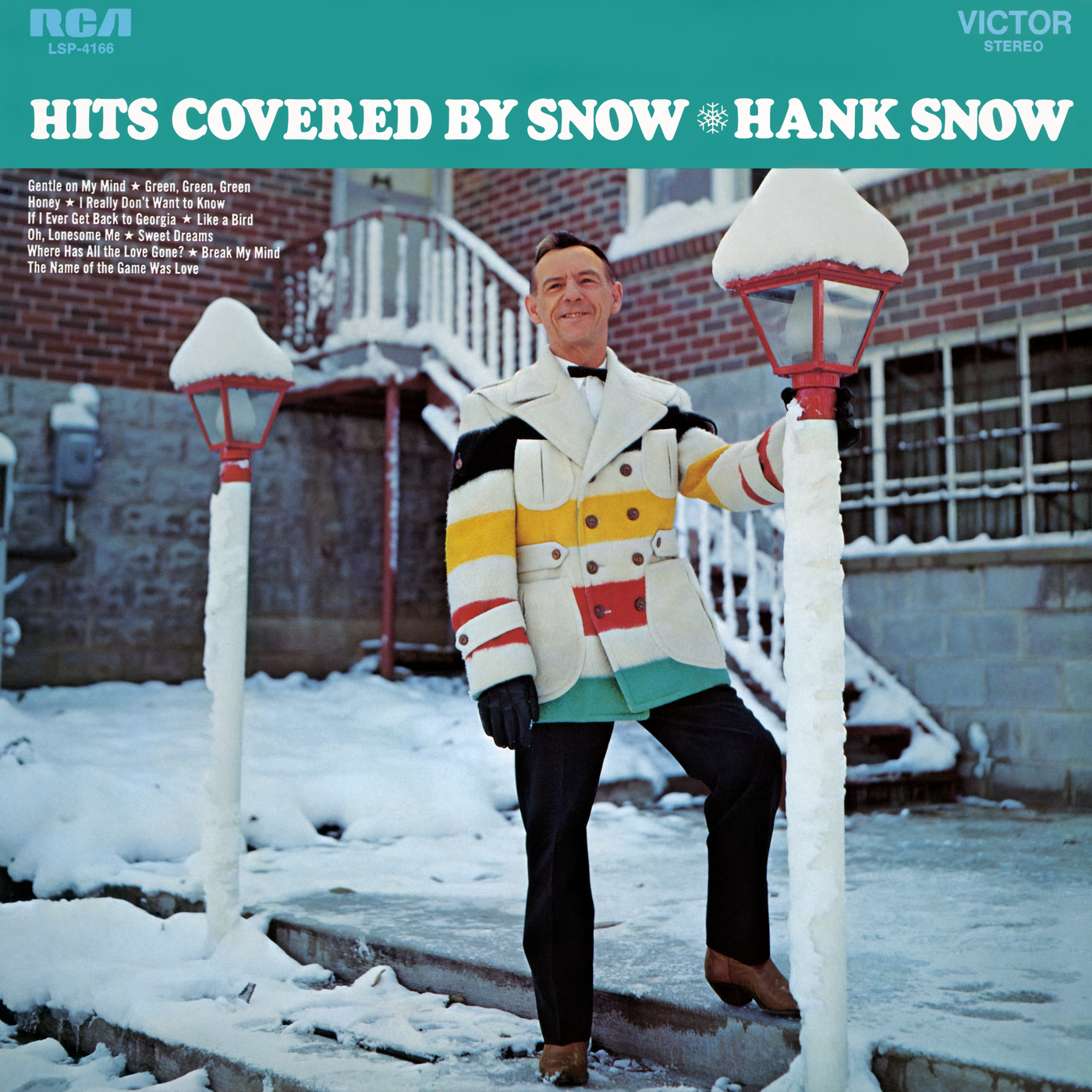 Hits Covered By Snow - Hank Snow