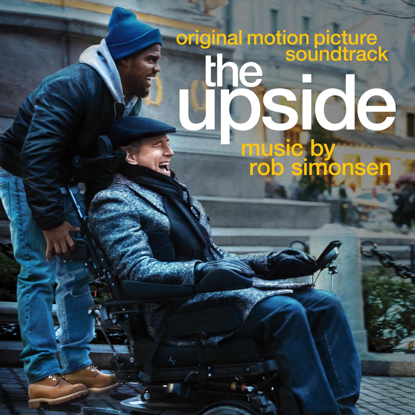 The Upside (Original Motion Picture Soundtrack) - Rob Simonsen