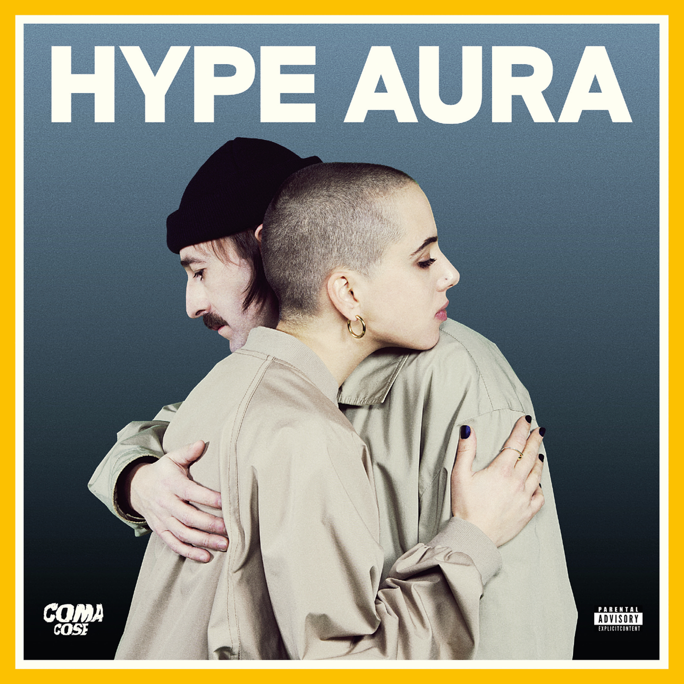 HYPE AURA - Coma_Cose