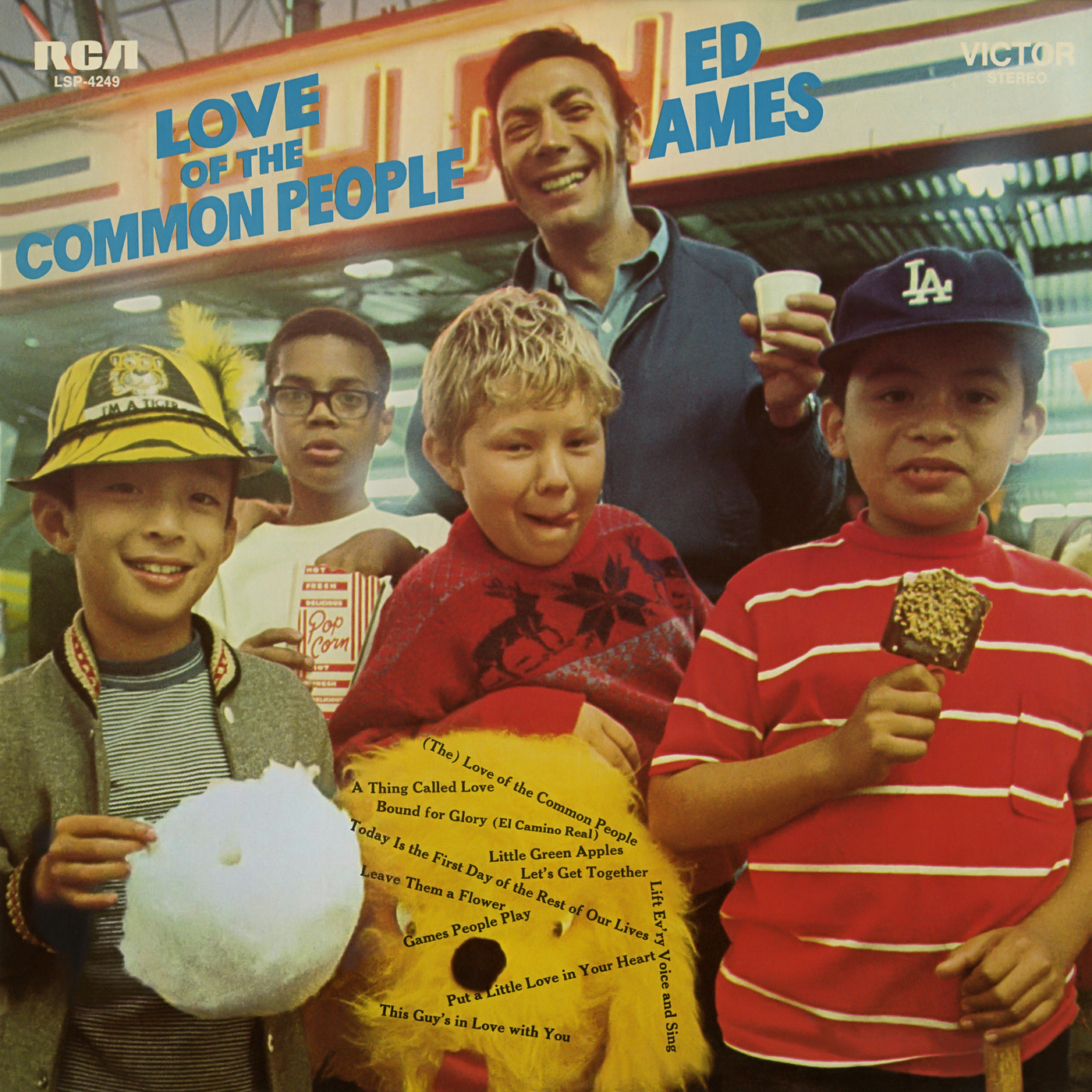 Love of the Common People - Ed Ames