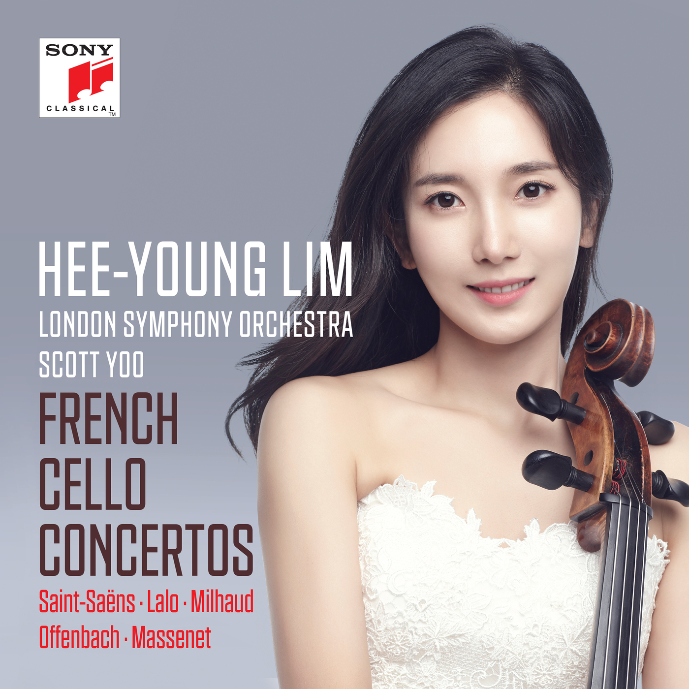French Cello Concertos - Hee-young Lim
