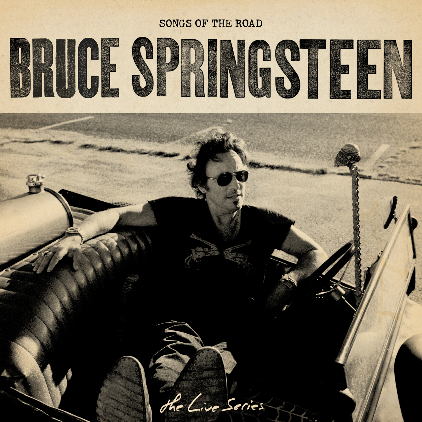 The Live Series: Songs of the Road - Bruce Springsteen