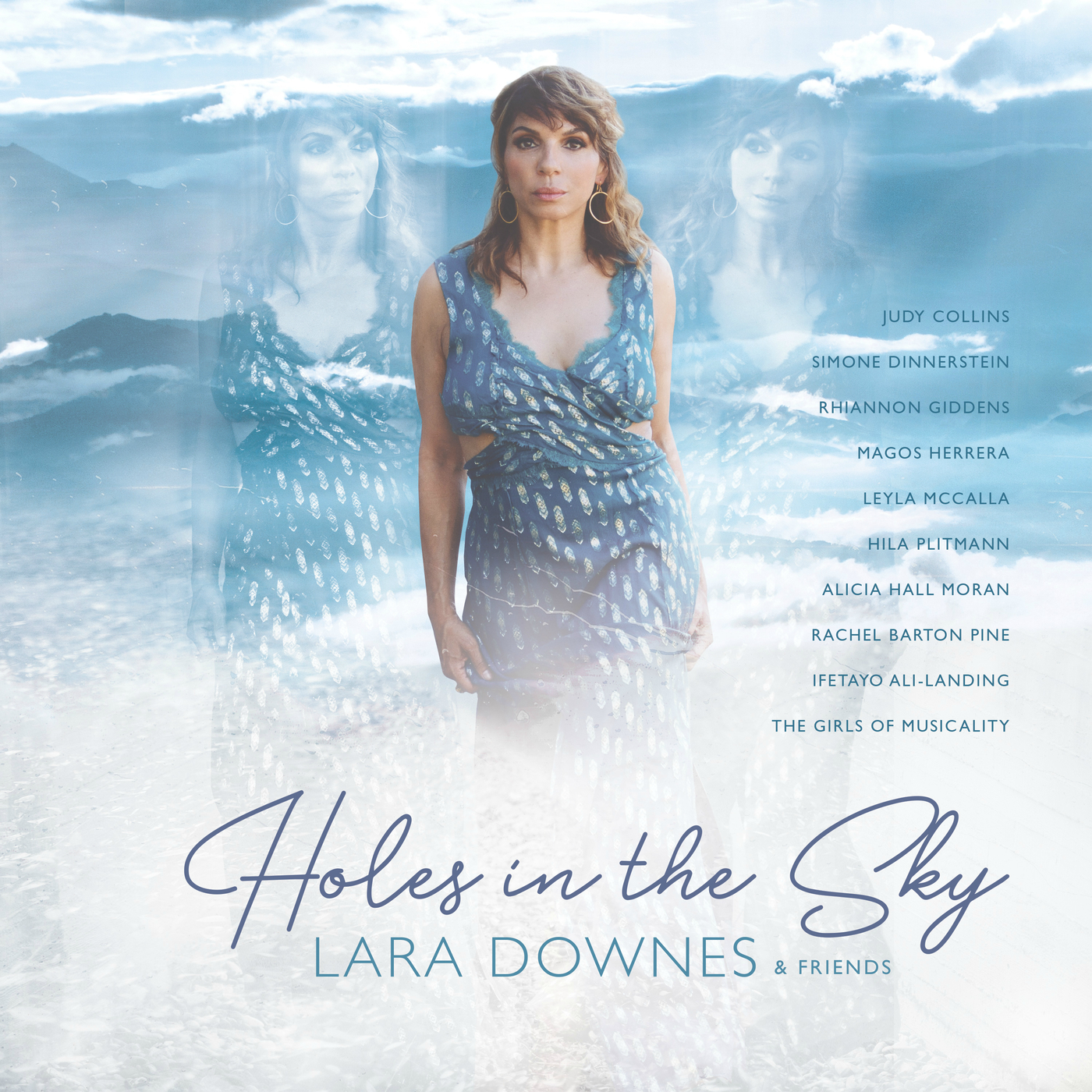 Holes in the Sky - Lara Downes