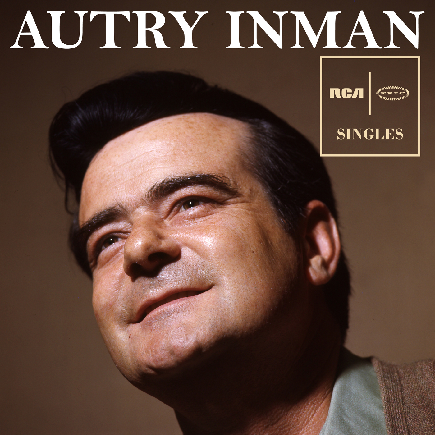 RCA & Epic Singles - Autry Inman