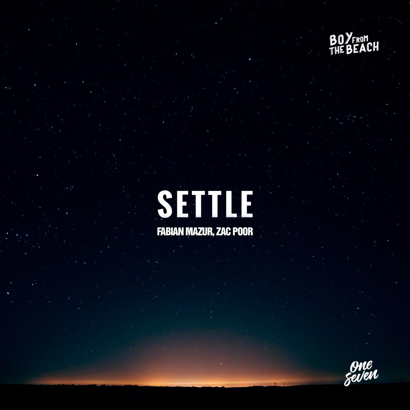 Settle - Fabian Mazur