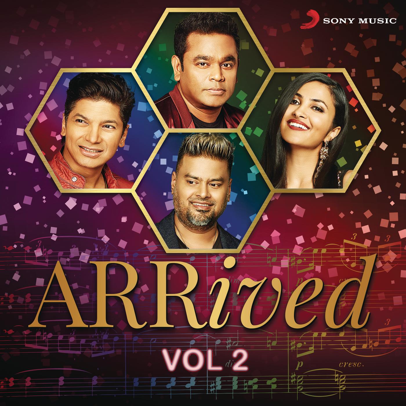 ARRived, Vol. 2 - Various Artists