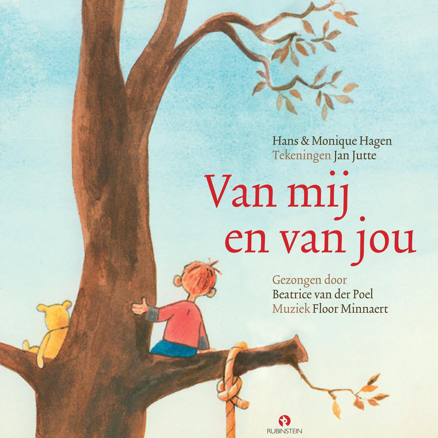 Van mij en van jou - Beatrice van der Poel