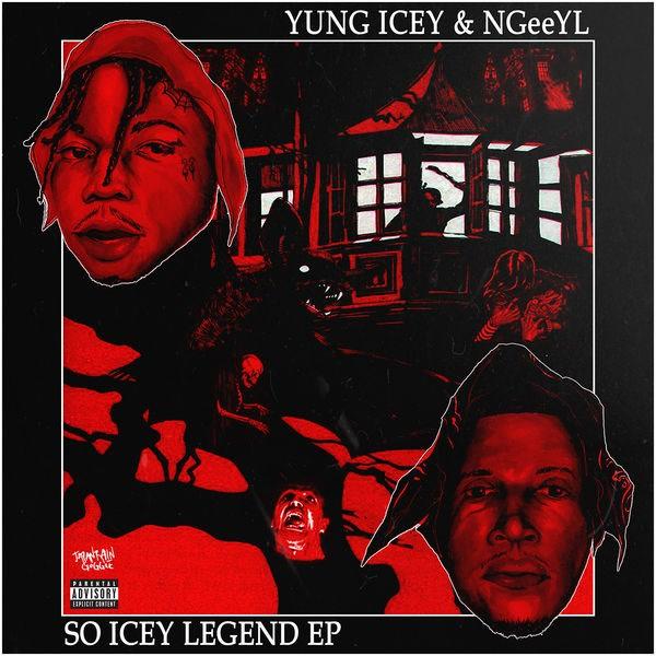 So Icey Legend (EP) - NGeeYL