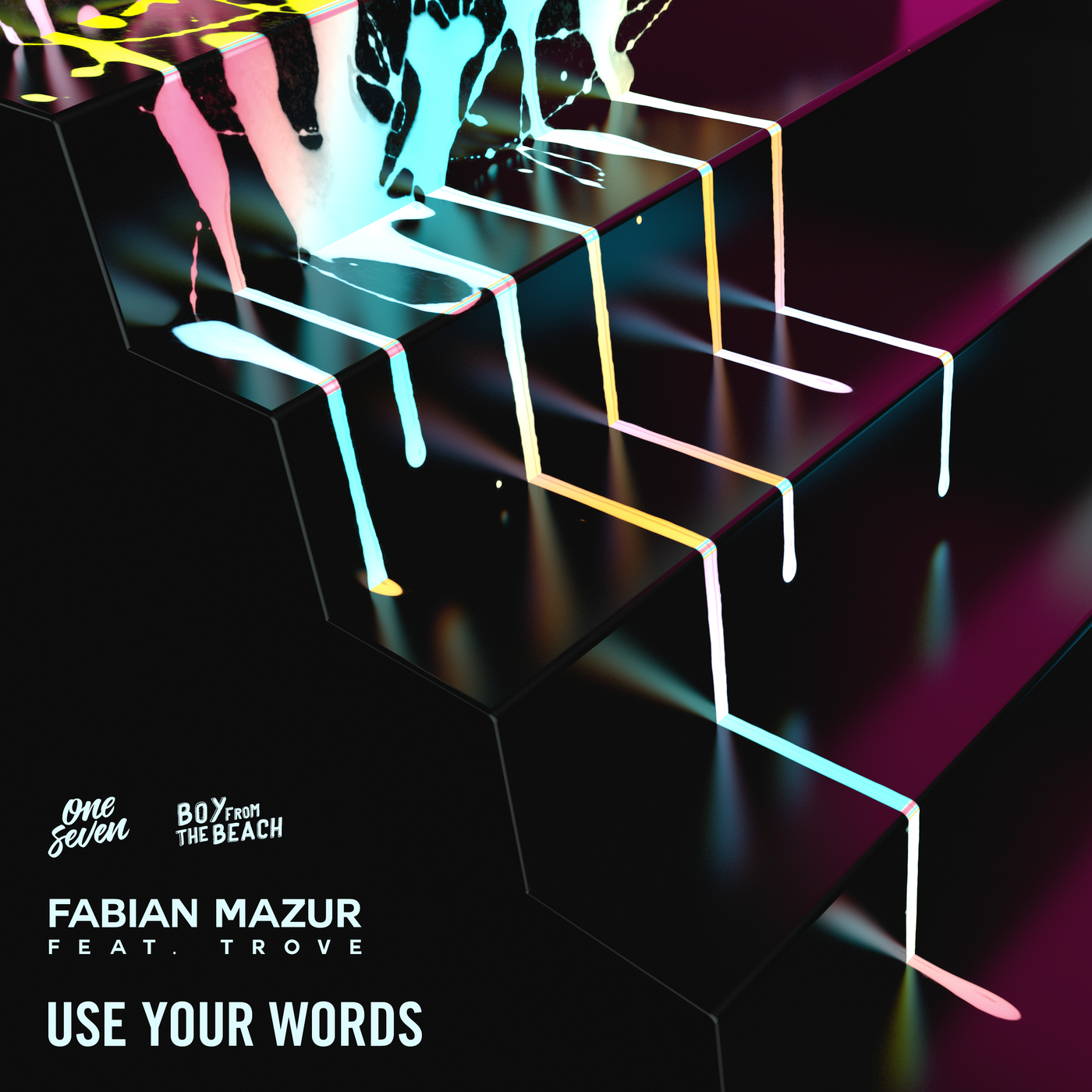 Use Your Words - Fabian Mazur