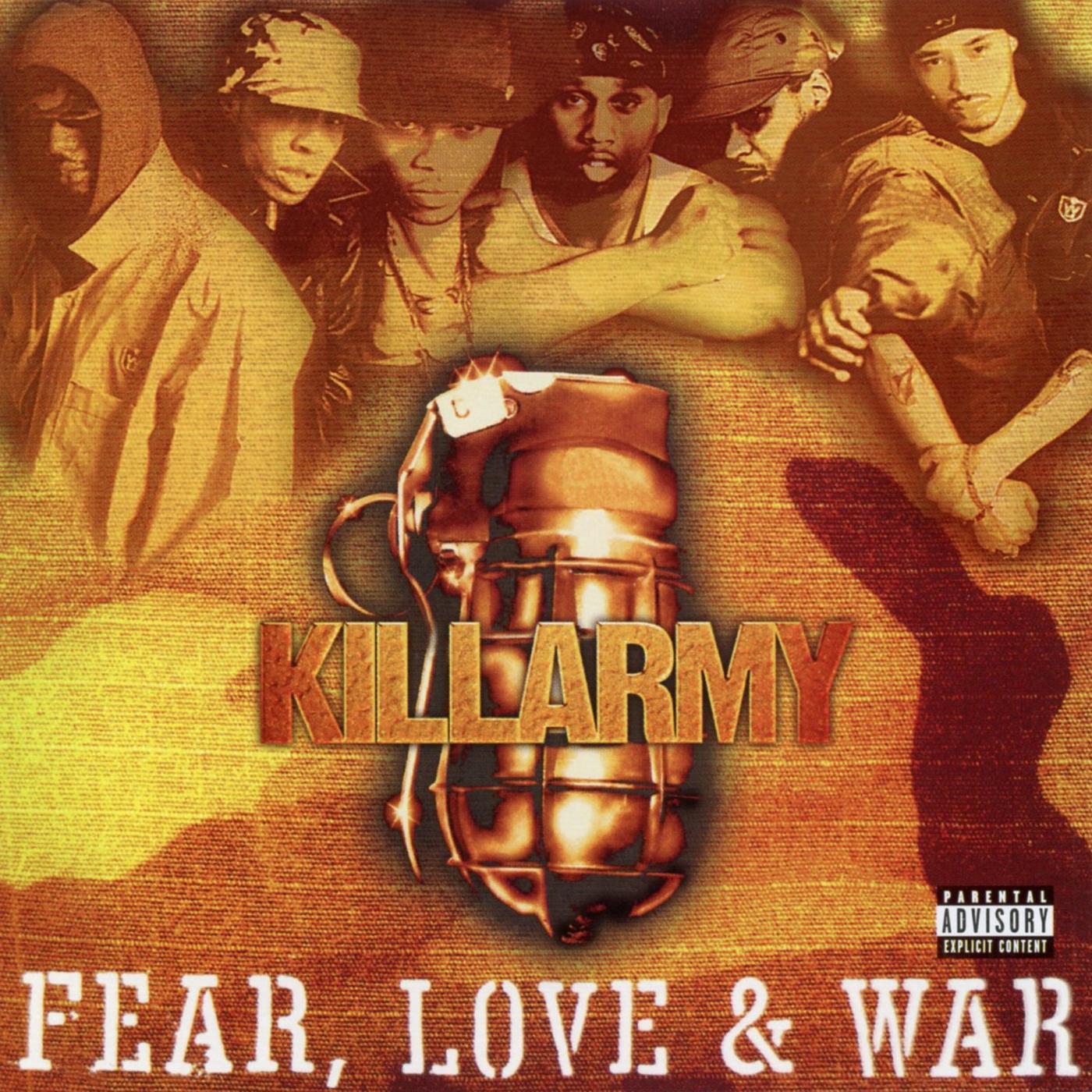 Fear, Love & War - Killarmy